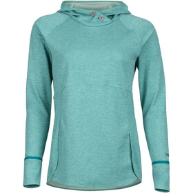 Marmot Sunrift Hoody Dame teal tide